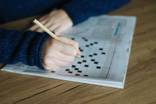 Puzzles Make Your Brain 8 Years Younger, Study Finds