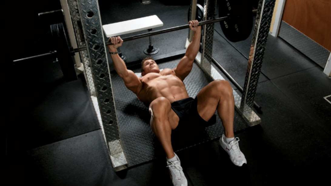 How to master the floor press