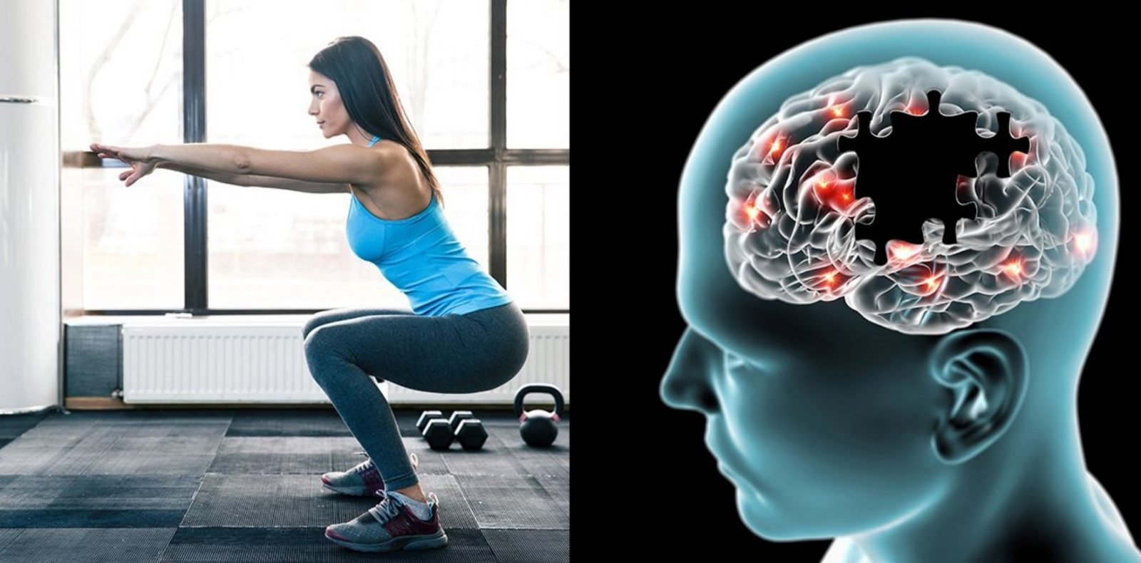 Short Bursts of Exercise Enhance Brain Function, Study Finds